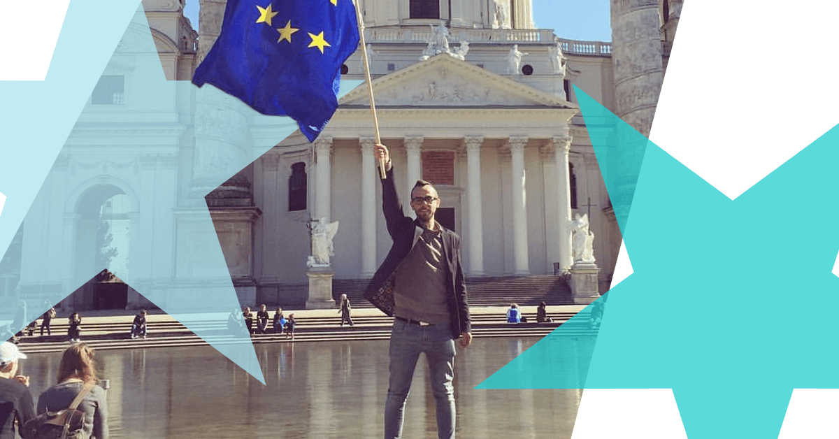 Europatag: Zeig Flagge am 9. Mai! (Gutscheincode)